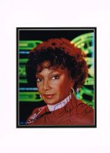 Nichelle Nichols Autograph Signed Photo - Star Trek